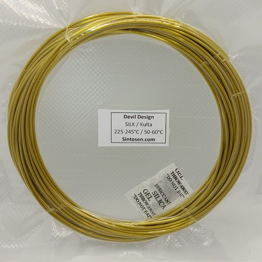 Sample SILK - GOLD SILK (1,75; 10m)