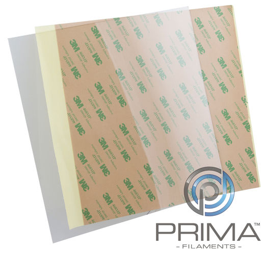 PRIMAFIL PEI ULTEM SHEET 500X500MM-0.2 MM